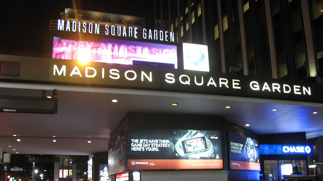 MMA i New York – när får vi se en bur på Madison Square Garden?