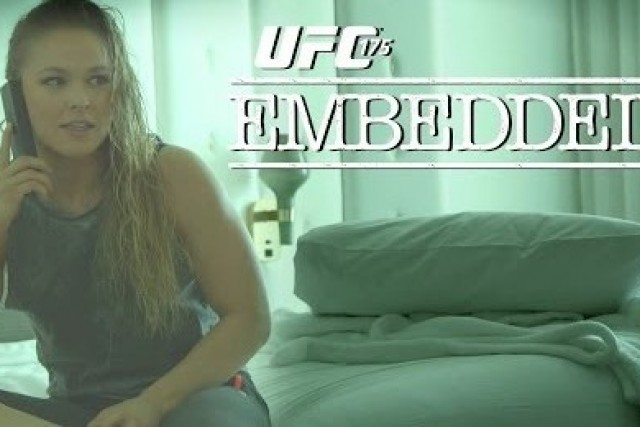 Video: UFC 175 Embedded – Avsnitt 4