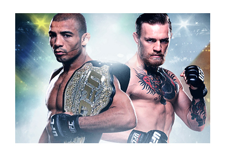 Round 2: Aldo vs McGregor!