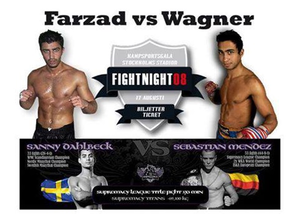 Ny match bokad för Fight Night 08