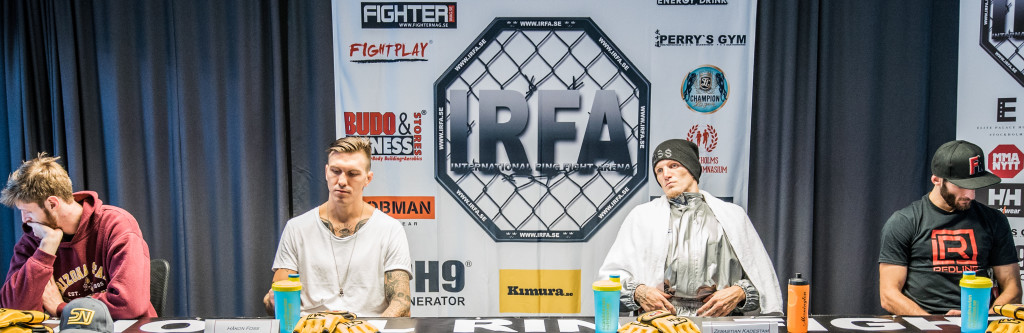 Resultat IRFA 9: Shootfighting