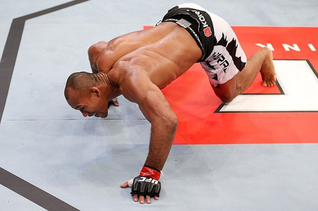 Gegard Mousasi vs Ronaldo Souza flyttad till UFC Fight Night 50