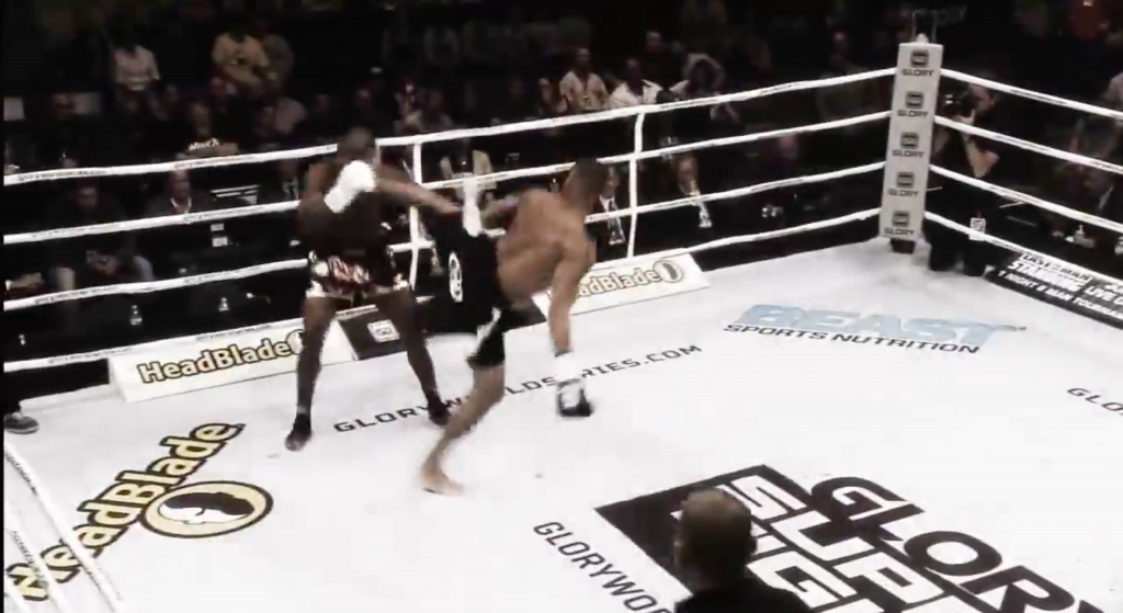 Video: Knockoutkavalkad från GLORY kickboxing