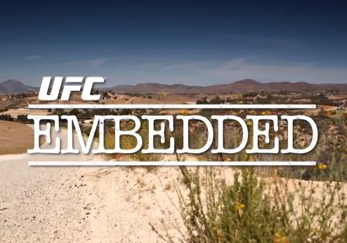 Video: UFC 175 Embedded – Avsnitt 3