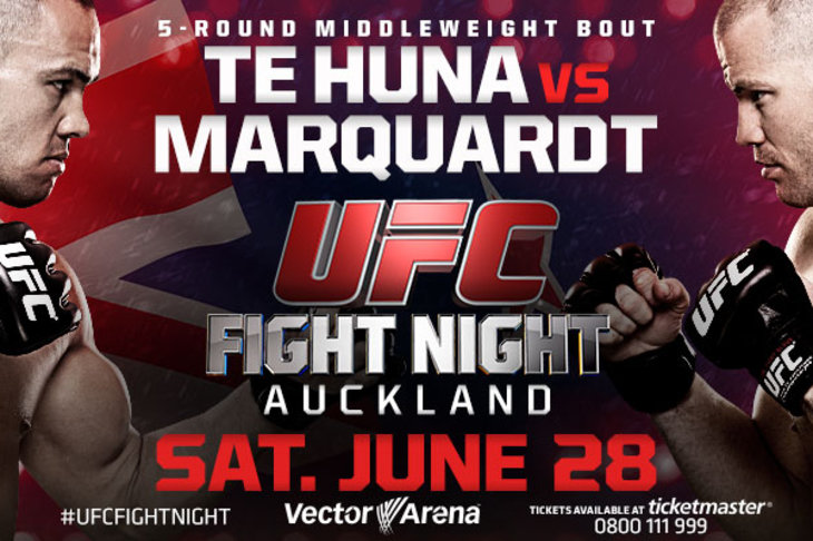 Resultat UFC Fight Night 43 Auckland