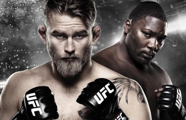 Play-by-play: Liverapportering från UFC Fight Night Stockholm