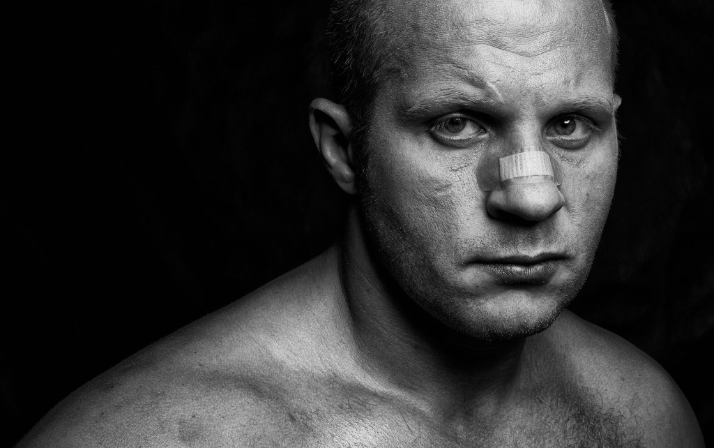Fedor is back (?) from Russia with Love