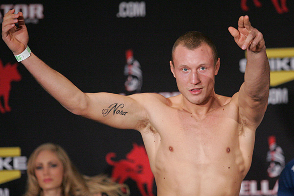 Jack Hermansson har signat med Cage Warriors