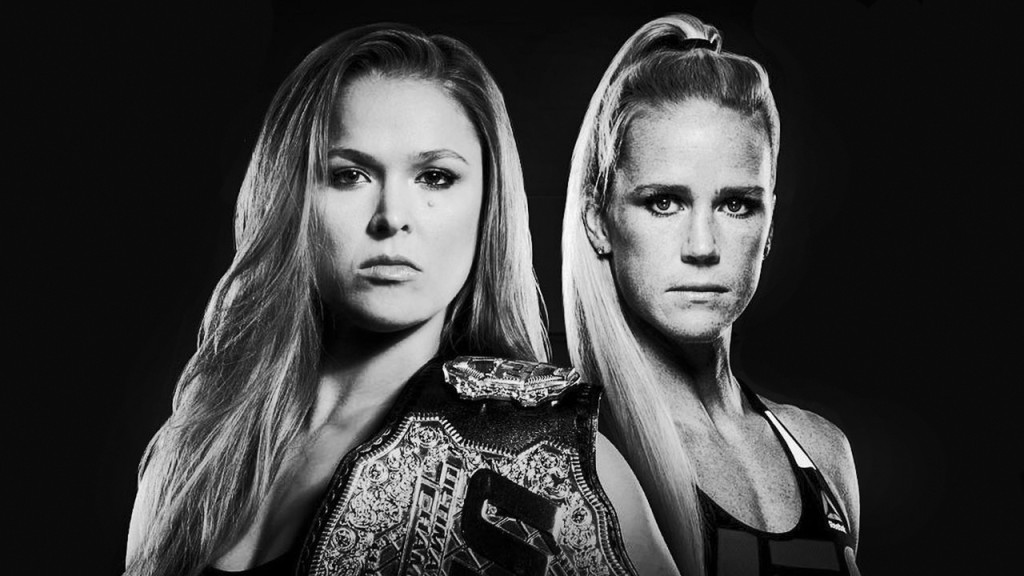 Holly Holm utmanar Ronda Rousey