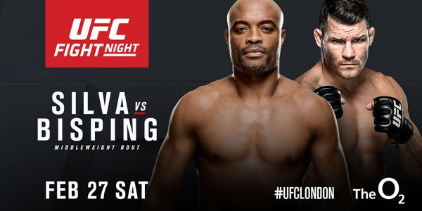 UFC Fight Night: London – Invägningen live
