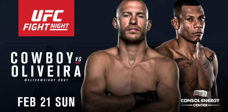 Resultaten: UFC Fight Night 83