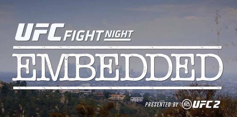 UFC Fight Night London Embedded: Avsnitt 1 & 2