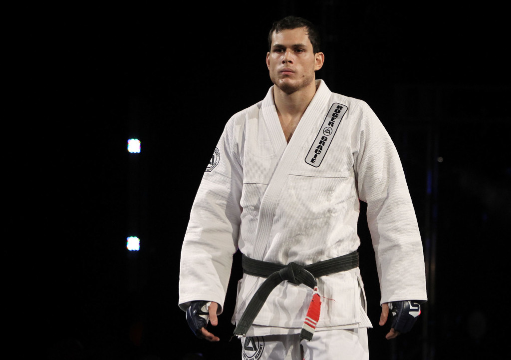 Intervju med Roger Gracie