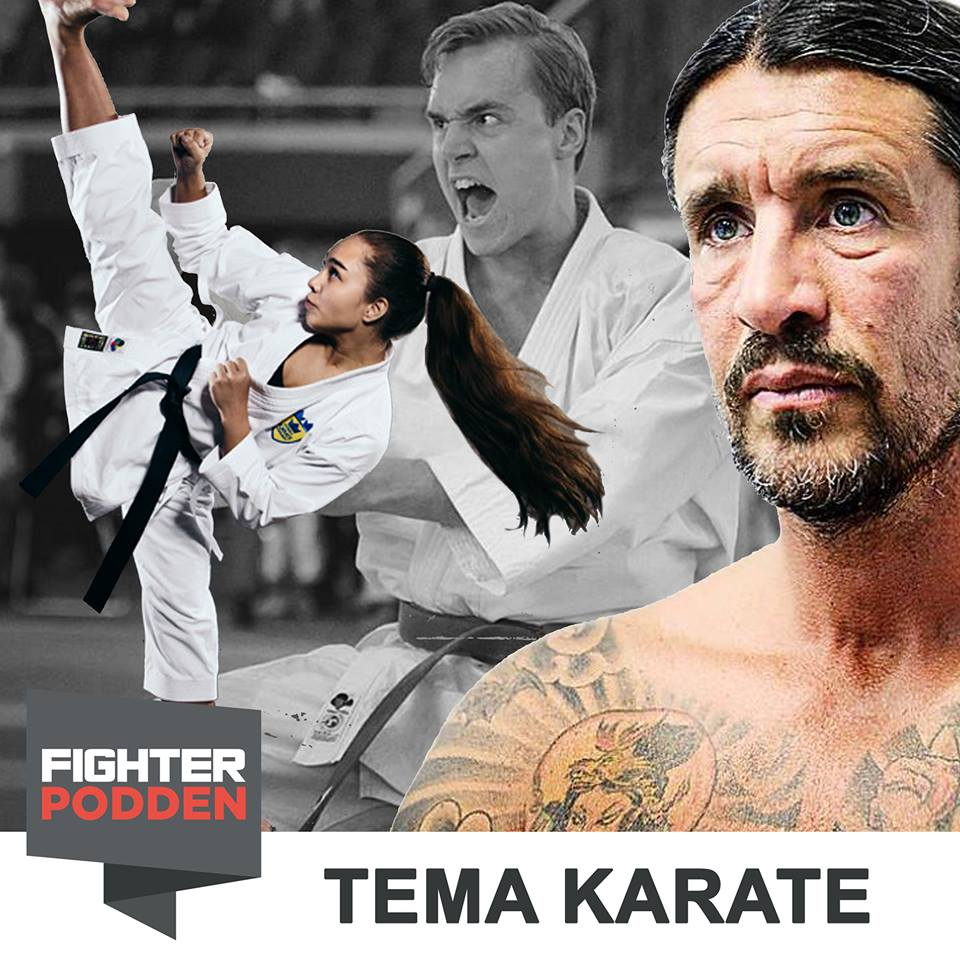 Fighterpodden avsnitt 3 – Tema Karate