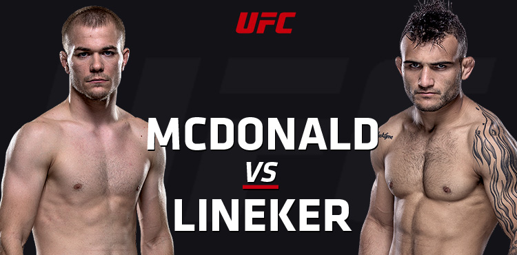UFC Fight Night 91: Resultat