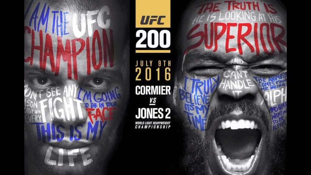UFC 200: Counterpunch – Cormier vs Jones 2.