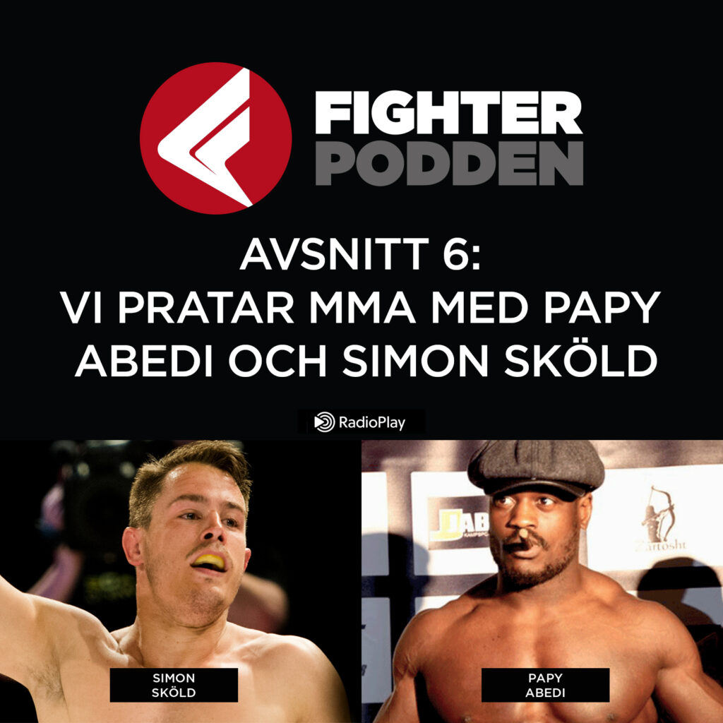 Fighterpodden avsnitt 6 – Superior Challenge-Special