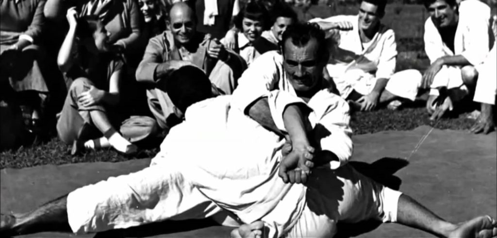 Enter the Gracie del 2: Jiu-jitsuns hemlighet