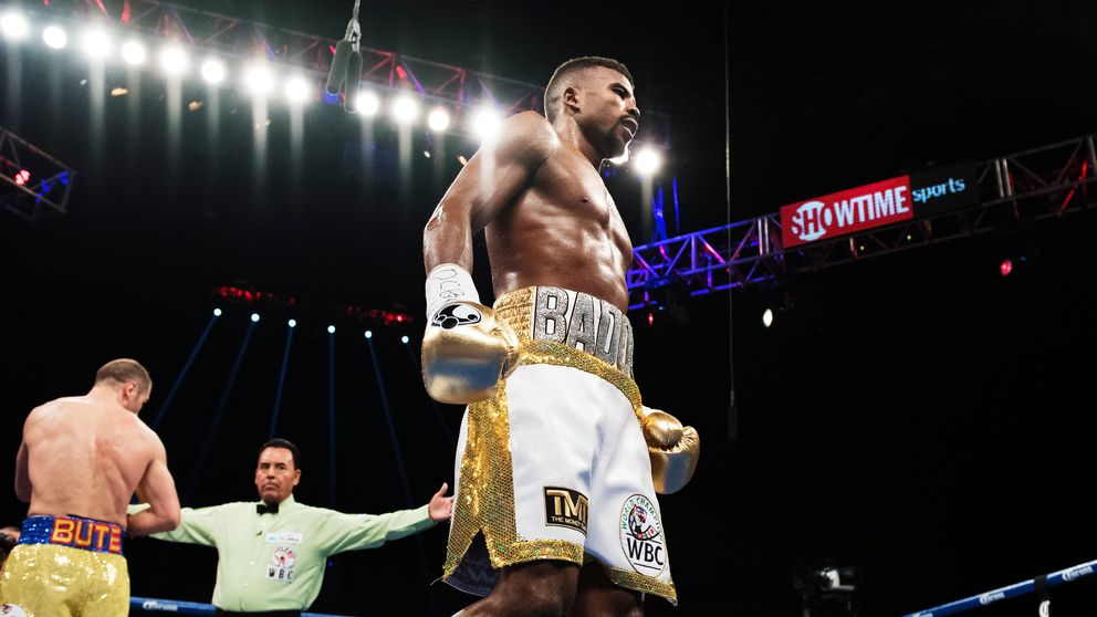 "Badou Jack i ""unification fight"" mot James DeGale"