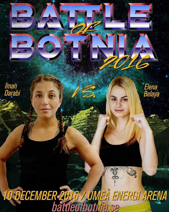 Battle of Botnia 2016: Iman Darabi vs. Elena Belaya
