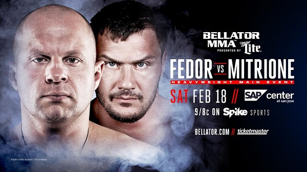 Bellator 172: Hightlights och resultat