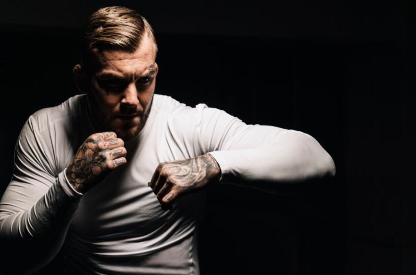 Norska MMA-fightern Kenneth Bergh i minidokumentär