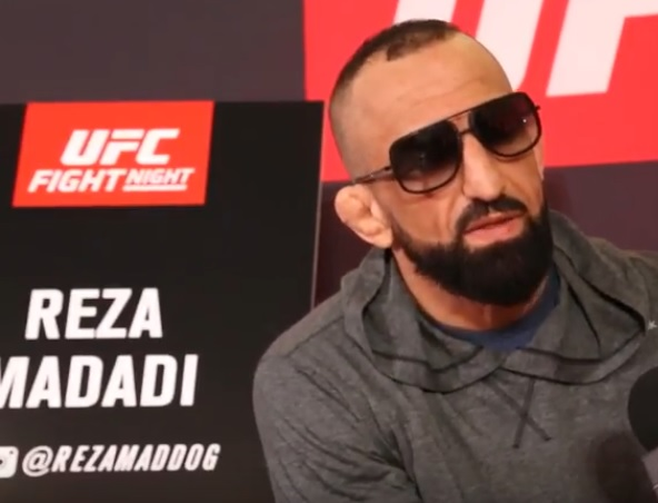 Intervju med Reza Madadi och Joe Duffy