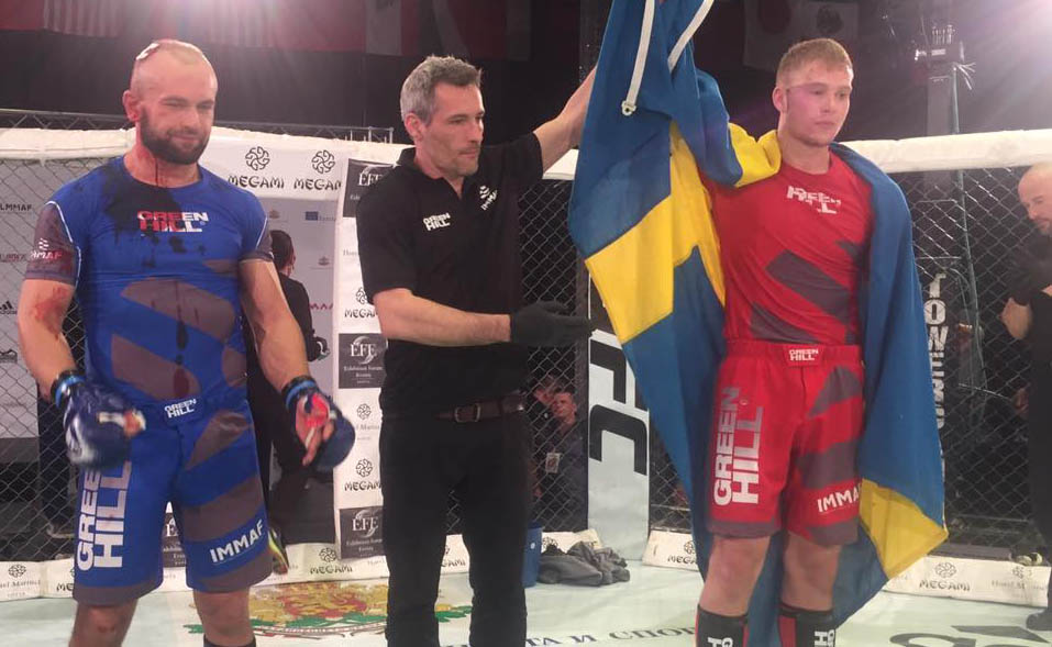 European Open i MMA: Åtta svenskar i final