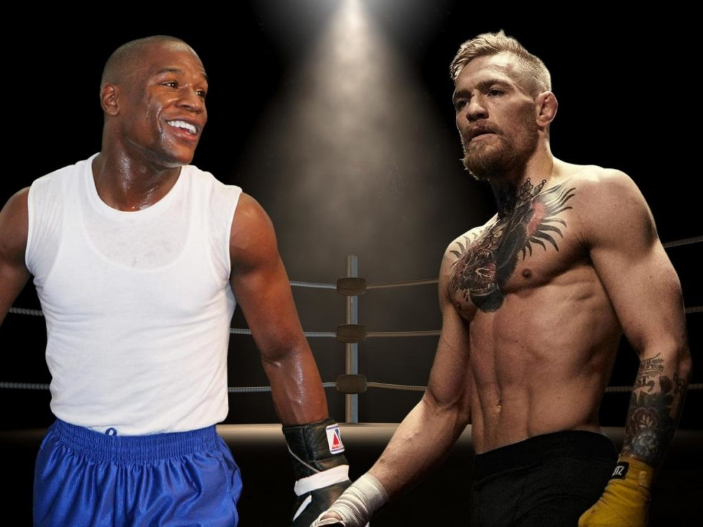 "Mayweather vs McGregor bekräftad: ""The fight is on"""