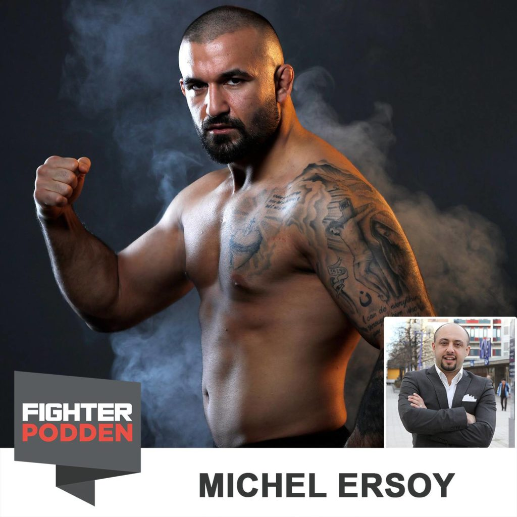 Fighterpodden avsnitt 25 – Inför Superior Challenge 16 med Michel Ersoy & Babak Ashti
