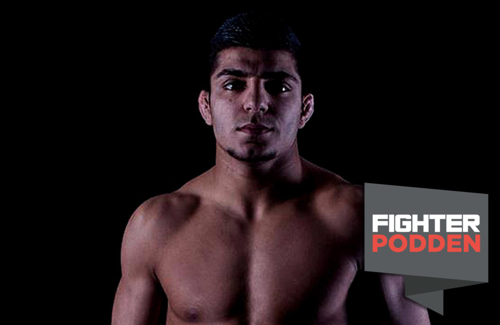 Fighterpodden Avsnitt 24 – Amir Albazi – The Prince