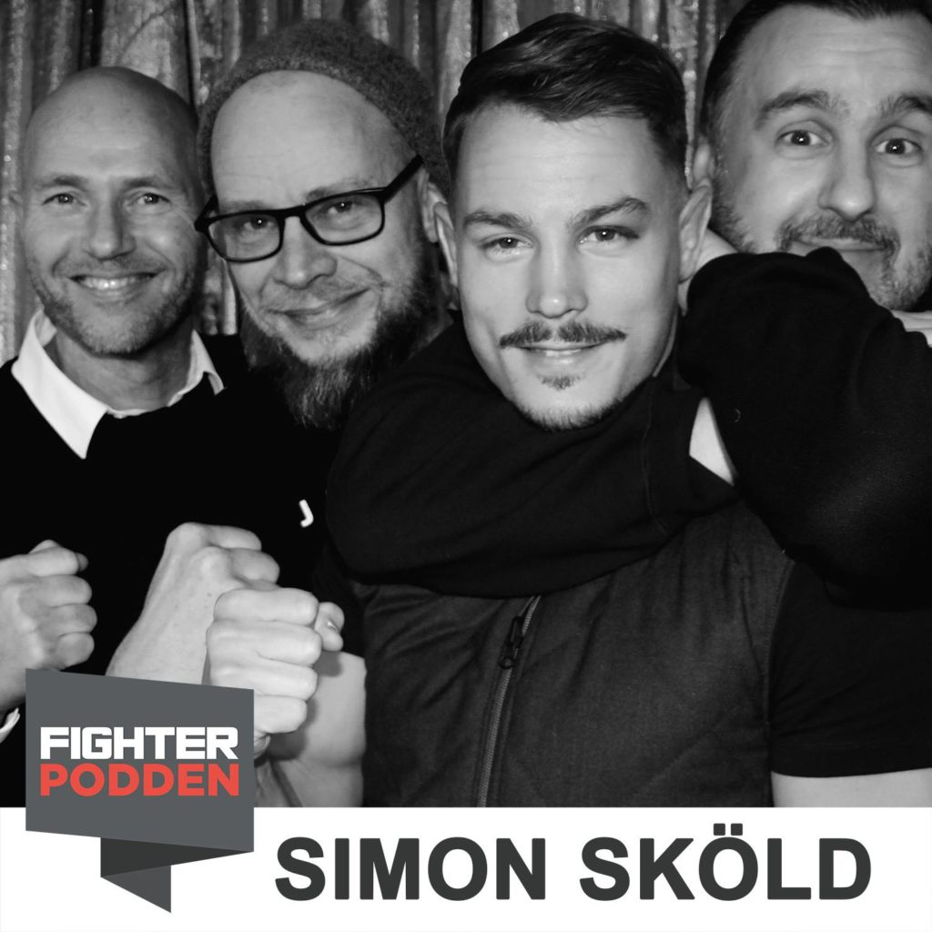 Fighterpodden Avsnitt 27 – Simon Sköld & Superior Challenge 16
