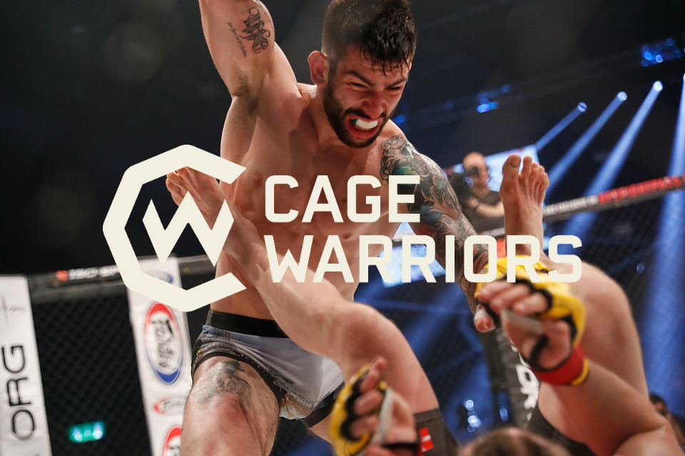 Cage Warriors 93 results