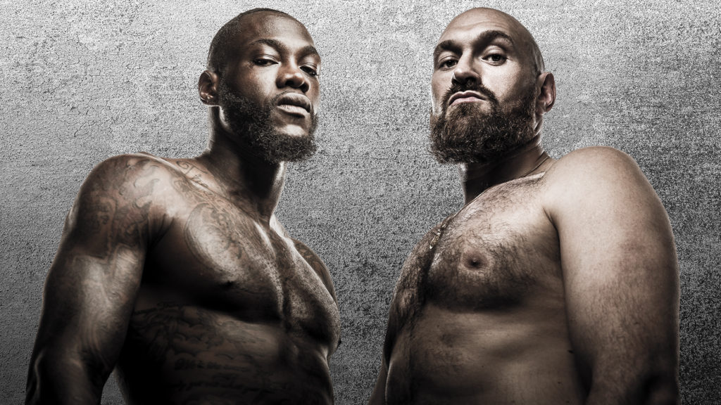 Giganternas kamp: Fury vs Wilder
