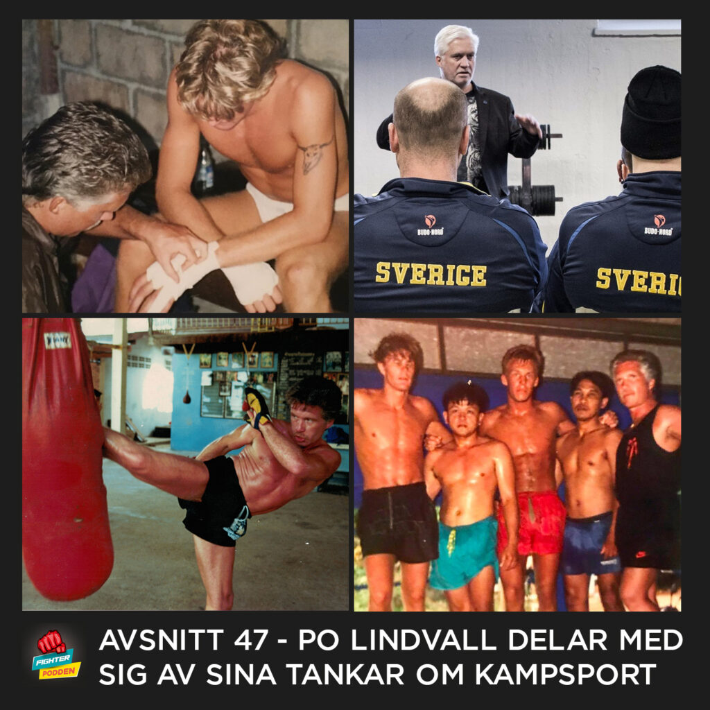 Fighterpodden avsnitt 47: PO Lindvall