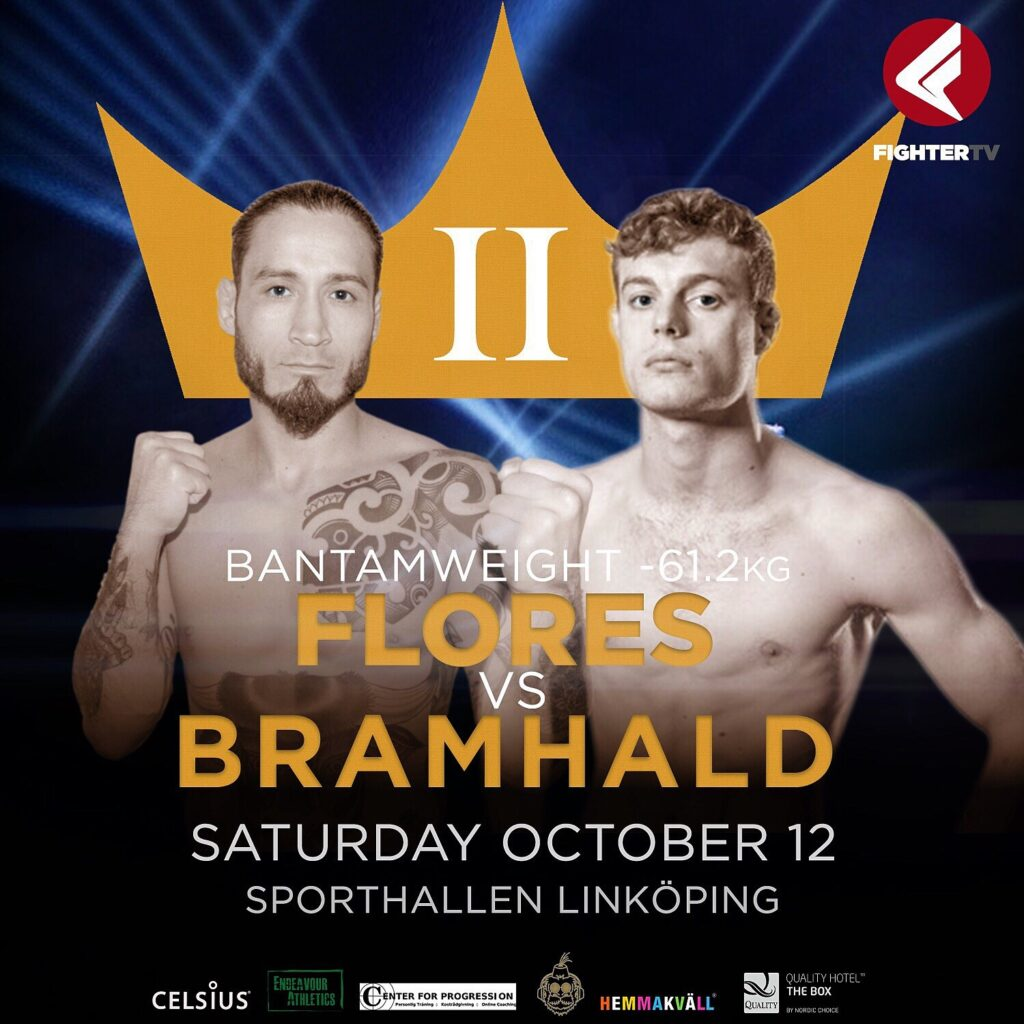 Inför Excellence Fighting Championship 2