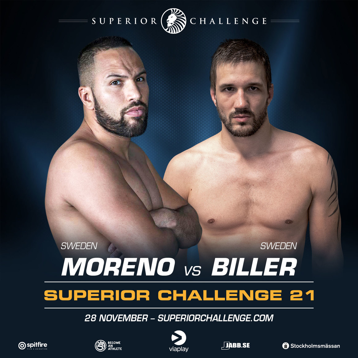 Superior Challenge 21: Moreno möter Biller