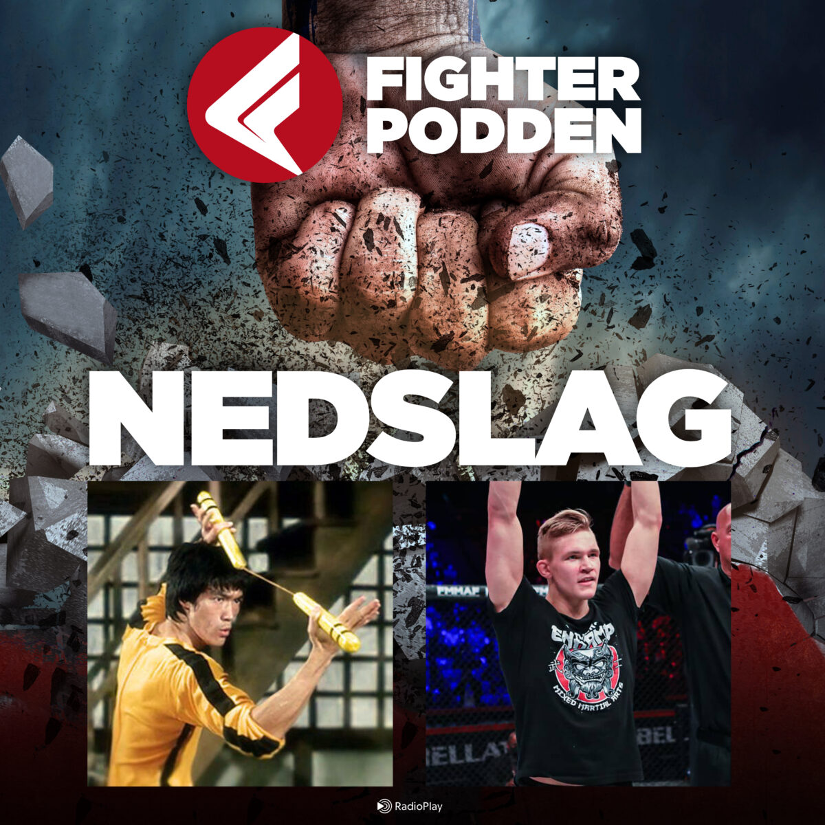Fighterpodden Nedslag 15 oktober – Tricking, Nunchuks och galna knockouter