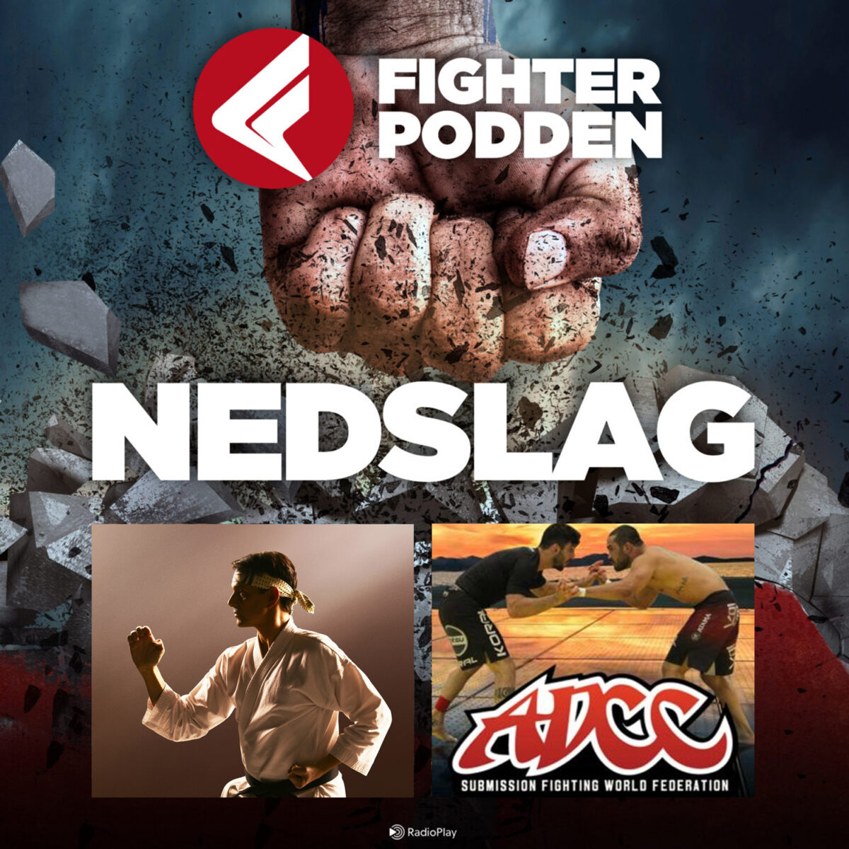 Fighterpodden Nedslag 6 november  – Karate Kids 2020, ADCC WC skjuts upp och SM i Boxning