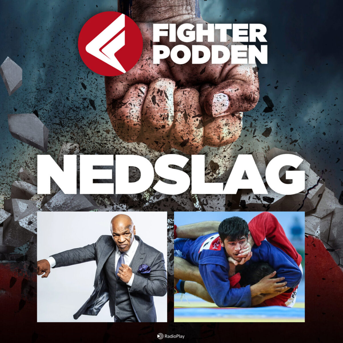 Fighterpodden Nedslag 12 november – VM i Sambo, pseudo-tekniker och Mike Tysons dopingtrick