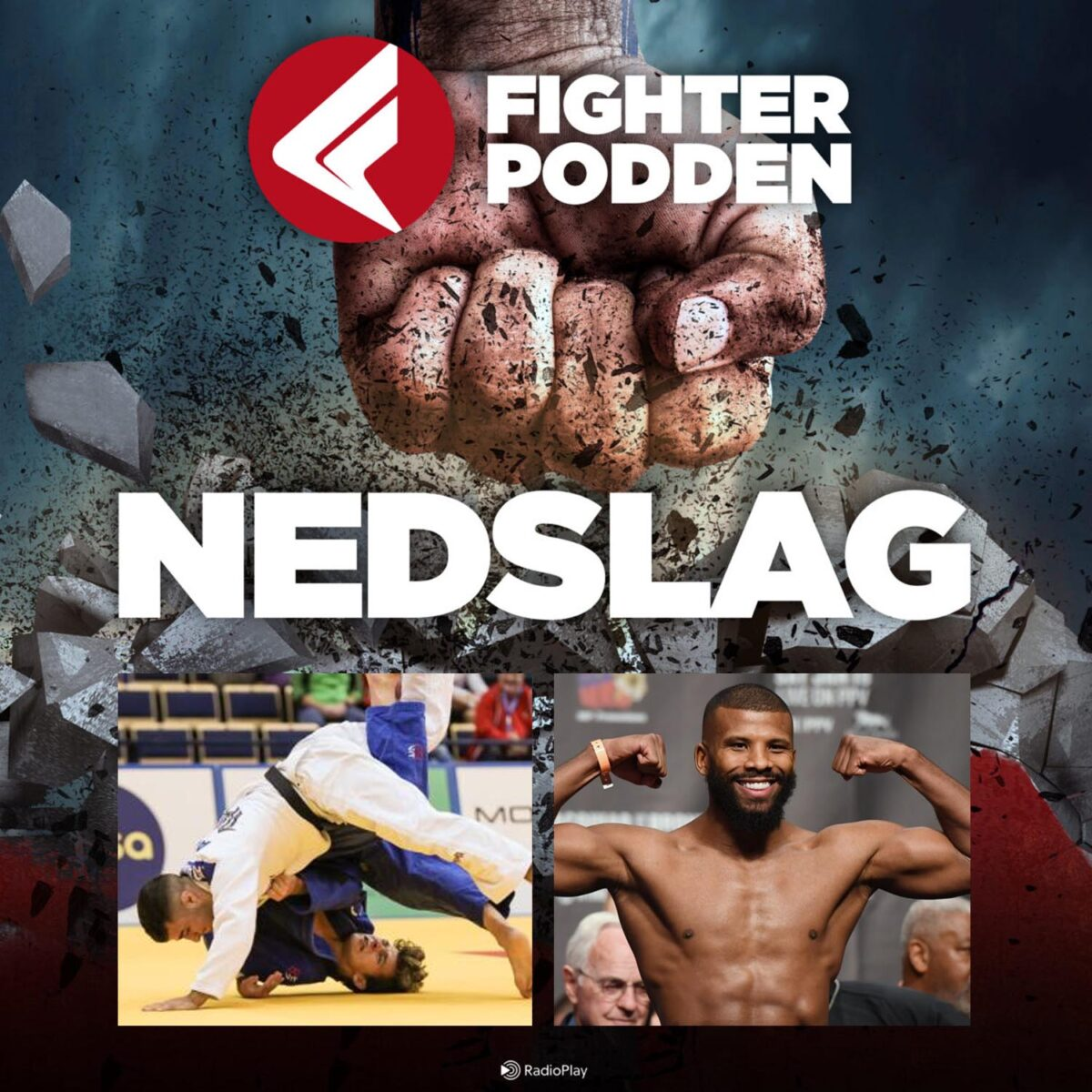 Fighterpodden Nedslag 27 november – Judo EM 2020, Badou Jack och Superior Challenge 21