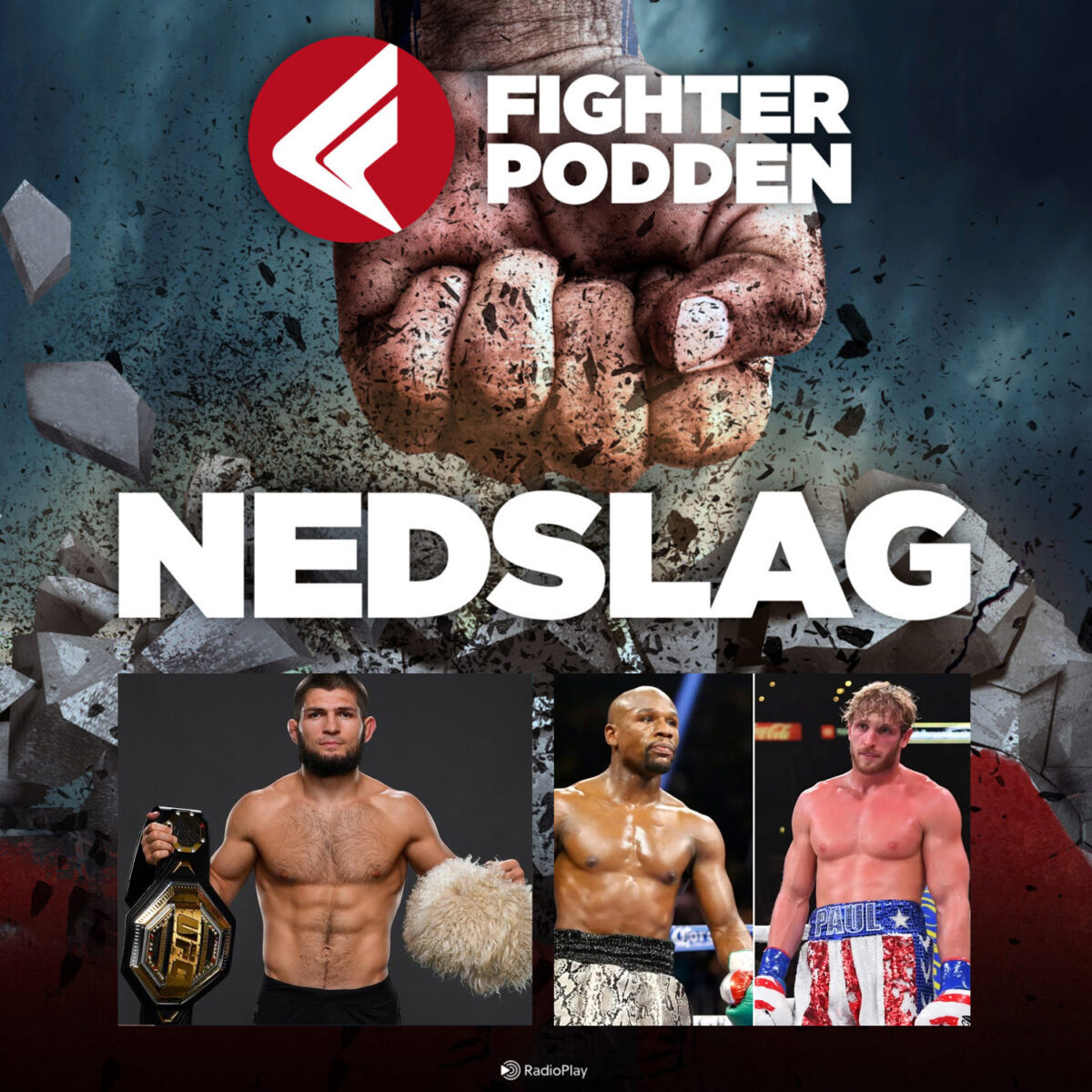 Fighterpodden Nedslag 10 december – UFC gör nedskärningar och Mayweather vs Logan Paul