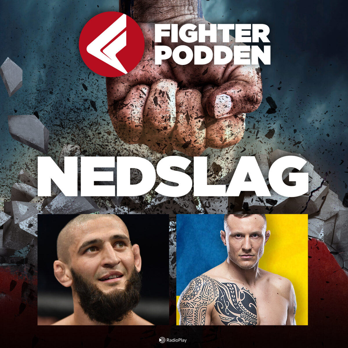Fighterpodden Nedslag 3 december – Khamzats inställda match & Jack Hermanssons kommande match