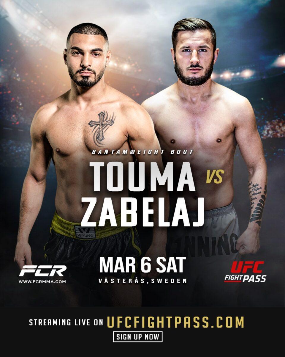 """FCR 8: Touma vs. Zabelaj – """"Förvänta er krig"""""""