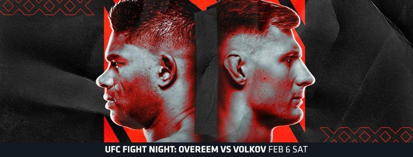 Uppsnack med Book: Overeem vs. Volkov