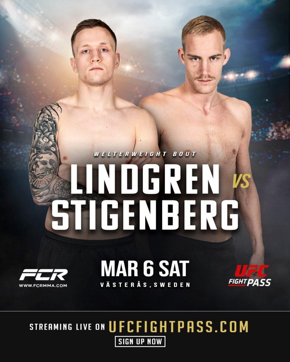 """FCR 8: Lindgren vs. Stigenberg – """"Känns mer äkta nu"""""""