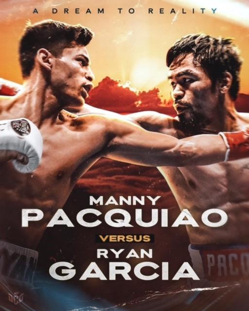 Rykte: Ryan Garcia snuvar Conor McGregor på matchen mot Manny Pacquiao