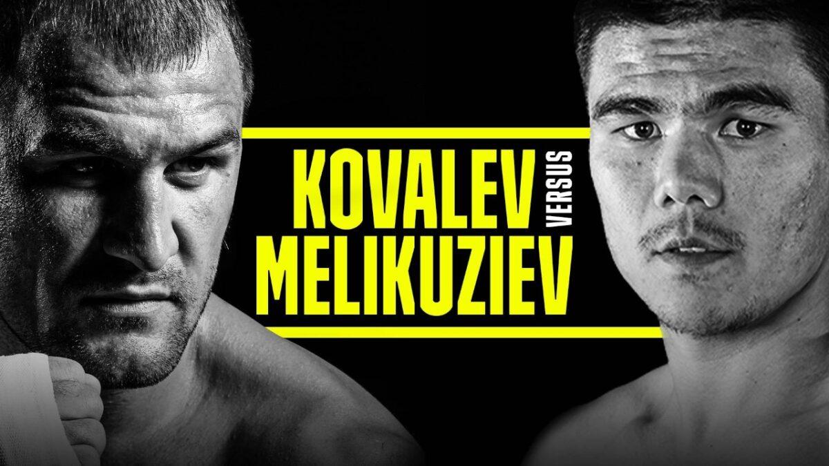 Kovalev vs Melikuziev gick om intet – Kovalev testades positivt för olaglig substans
