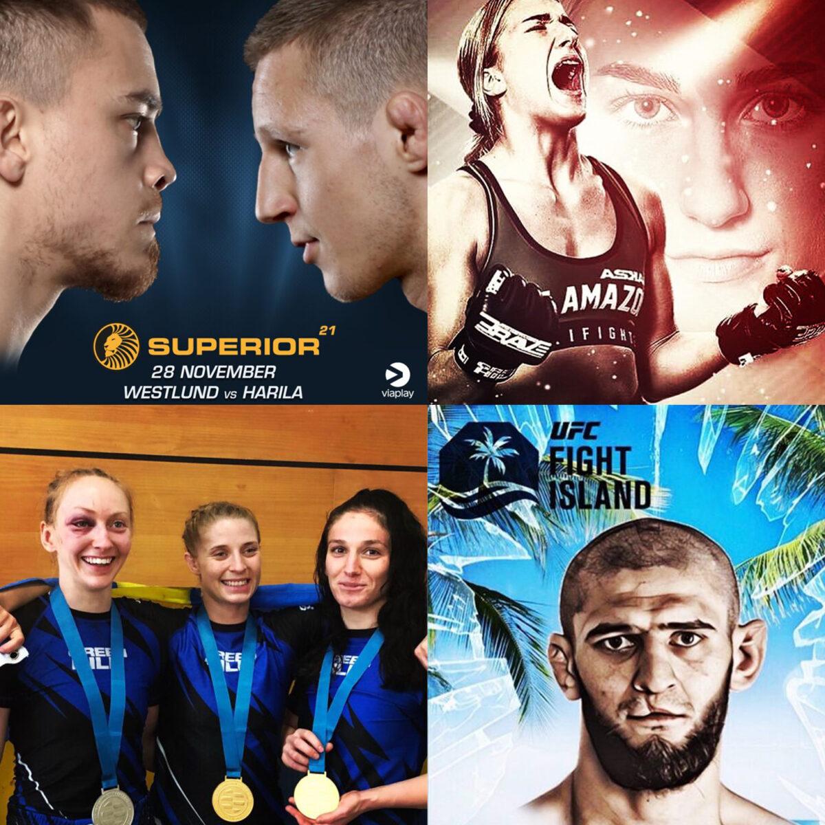 MMA Telegrafens Stora Årskrönika 2020