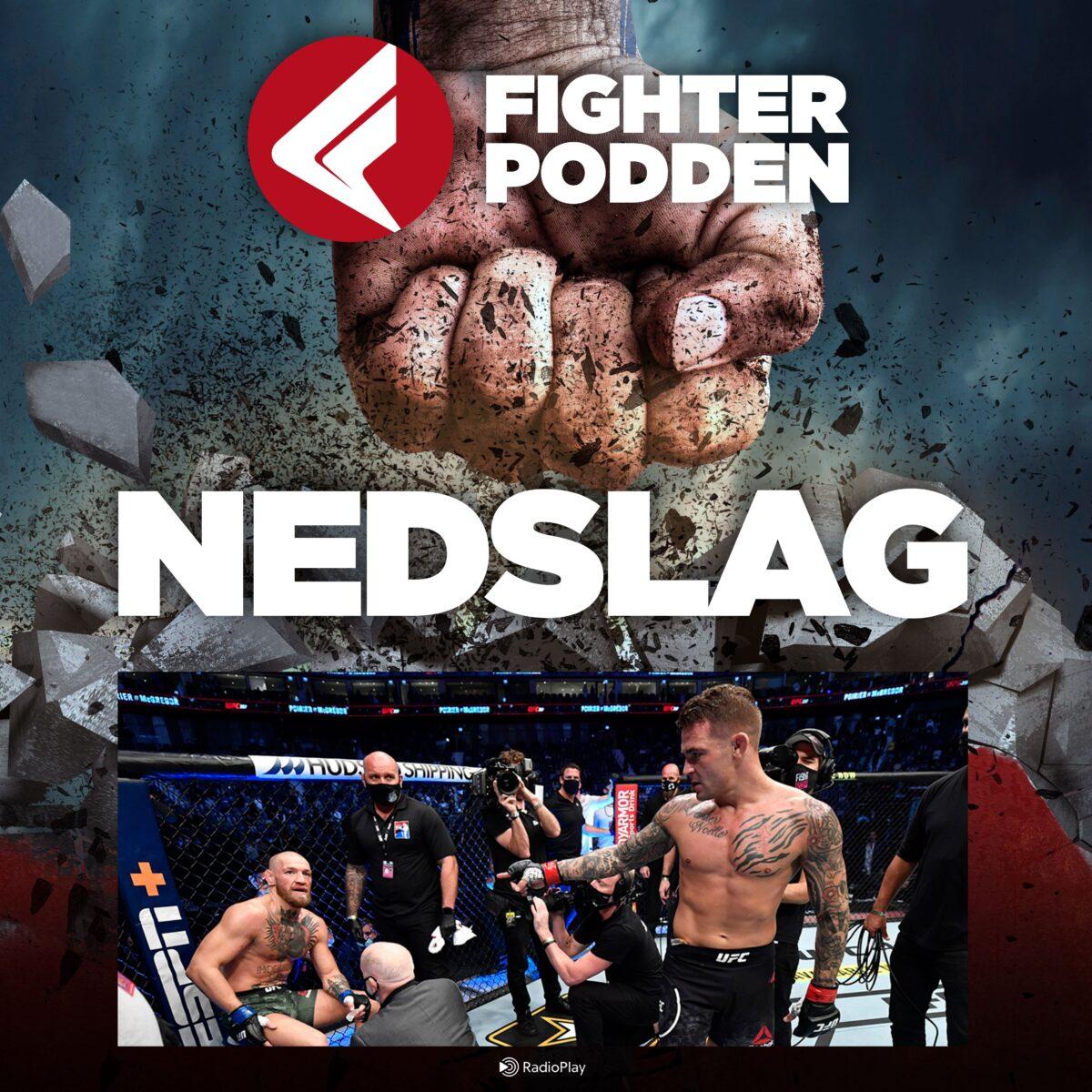 Fighterpodden 88. McGregors förlust, smuggling och boxning